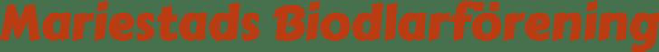 Mariestads Biodlarförening